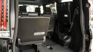 Toyota Esquire Hybrid GI - Rear Trunk Space