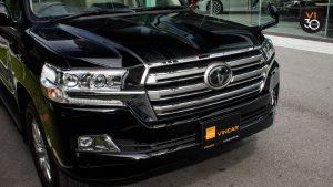 Toyota Land Cruiser 4.6 AXG (8-Seater) - Bumper