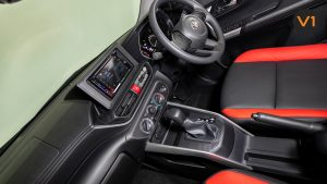 Toyota Raize 1.0 XS - Center Console