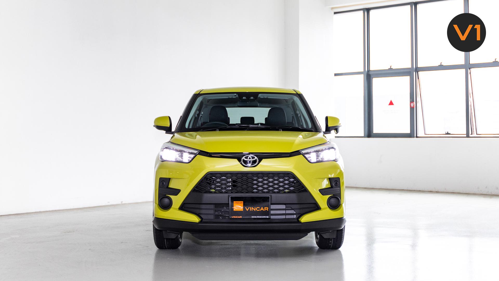 Toyota Raize 1.0 XS - Direct Front
