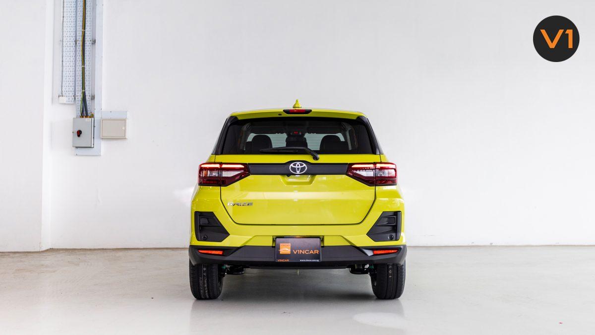 Toyota Raize 1.0 XS - Direct Rear