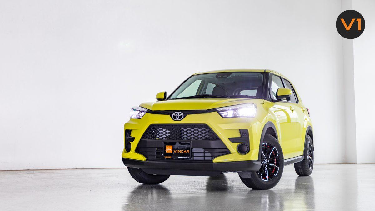 Toyota Raize 1.0 XS - Front Angle