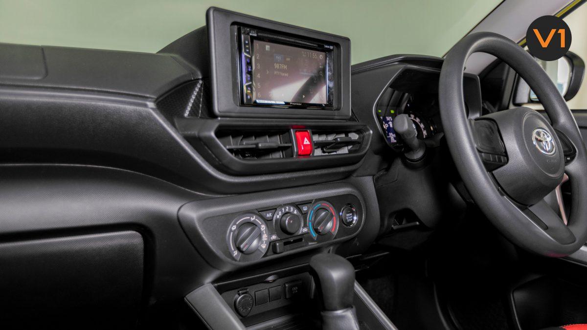 Toyota Raize 1.0 XS - Infotainment