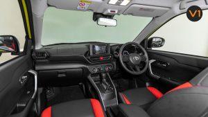 Toyota Raize 1.0 XS - Interior Dash