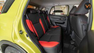 Toyota Raize 1.0 XS - Passenger Seats