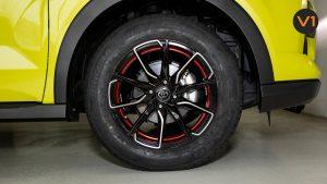 Toyota Raize 1.0 XS - Wheels