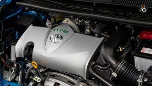 Toyota Sienta 1.5G (New Facelift) - Engine