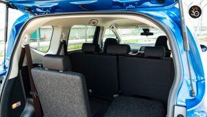 Toyota Sienta 1.5G (New Facelift) - Folding Rear Seat