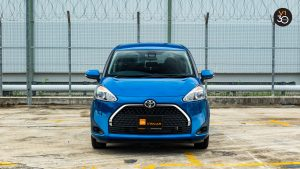 Toyota Sienta 1.5G (New Facelift) - Front 6