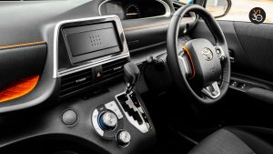 Toyota Sienta 1.5G (New Facelift) - Interior Dash 2