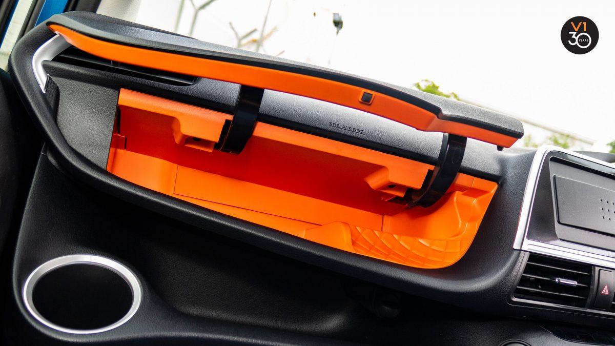 Toyota Sienta 1.5G (New Facelift) - Interior Dash 3