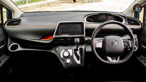 Toyota Sienta 1.5G (New Facelift) - Interior Dash 4