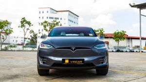 Tesla Model X 100D - Front Direct