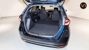 2020 Honda Fit 1.3A - Boot Trunk