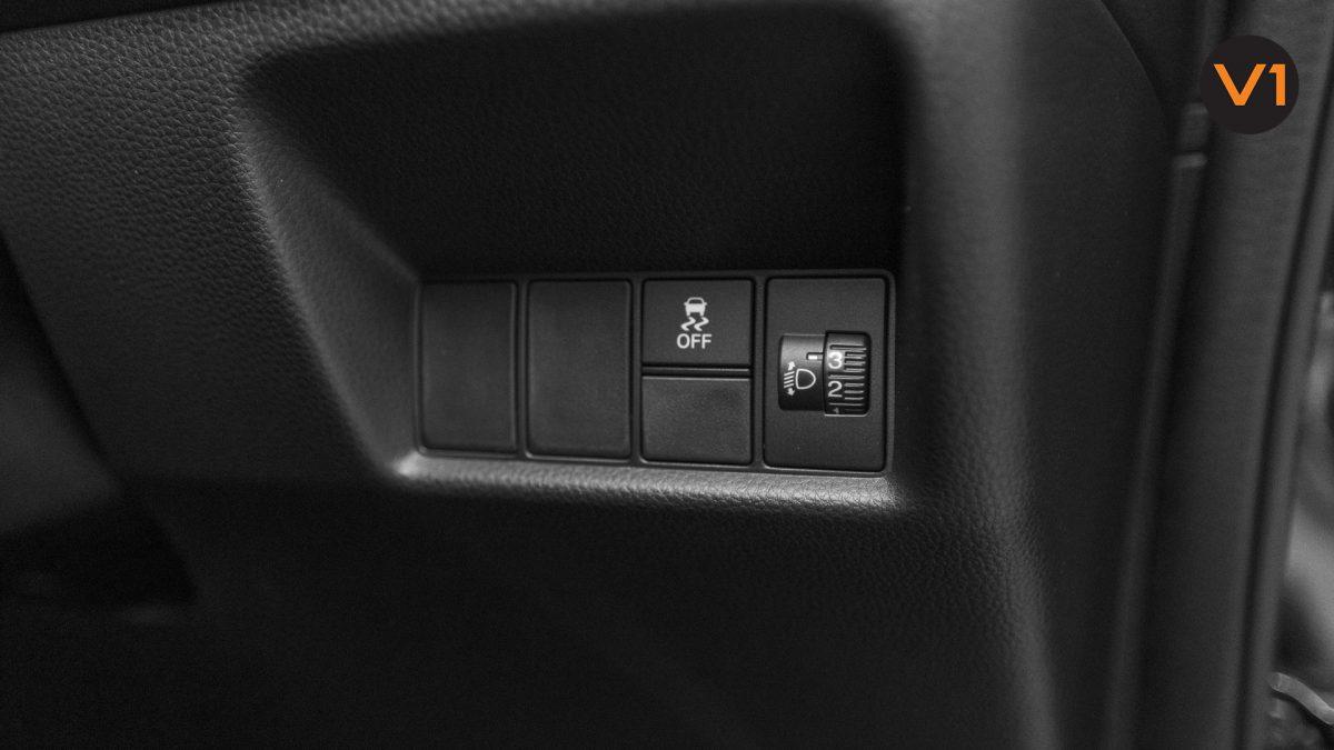 2020 Honda Fit 1.3A - Control Button