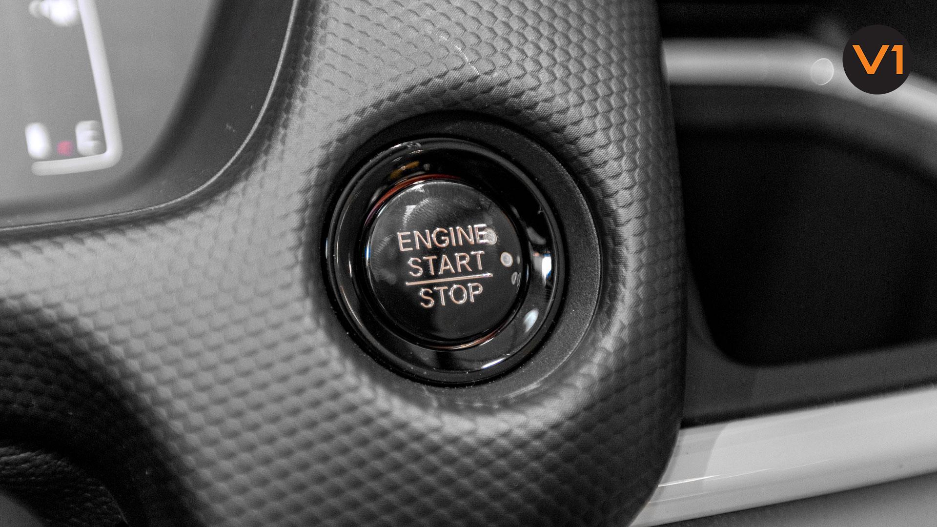 2020 Honda Fit 1.3A - Engine Start Button
