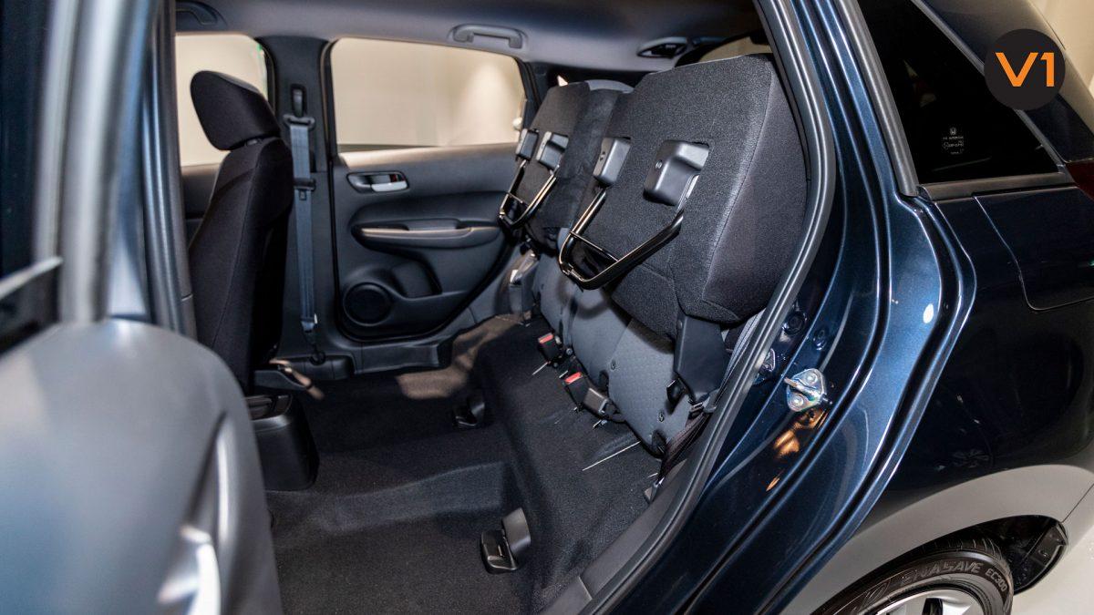 2020 Honda Fit 1.3A - Foldable Rear Seat