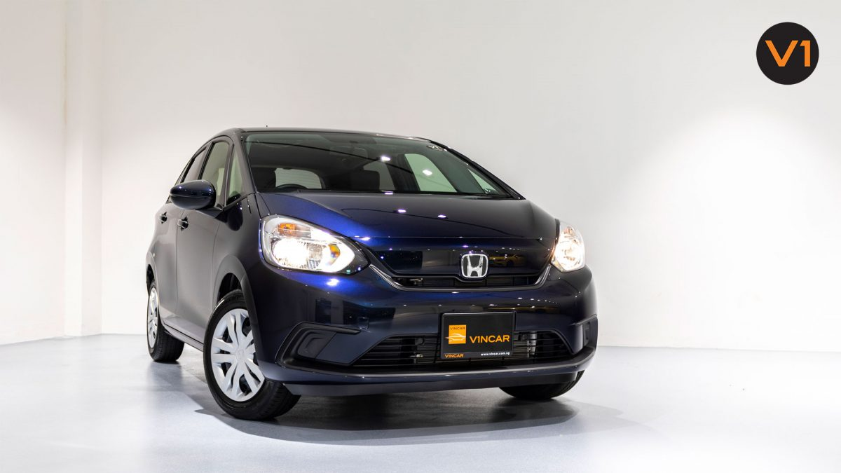 2020 Honda Fit 1.3A - Front Angle