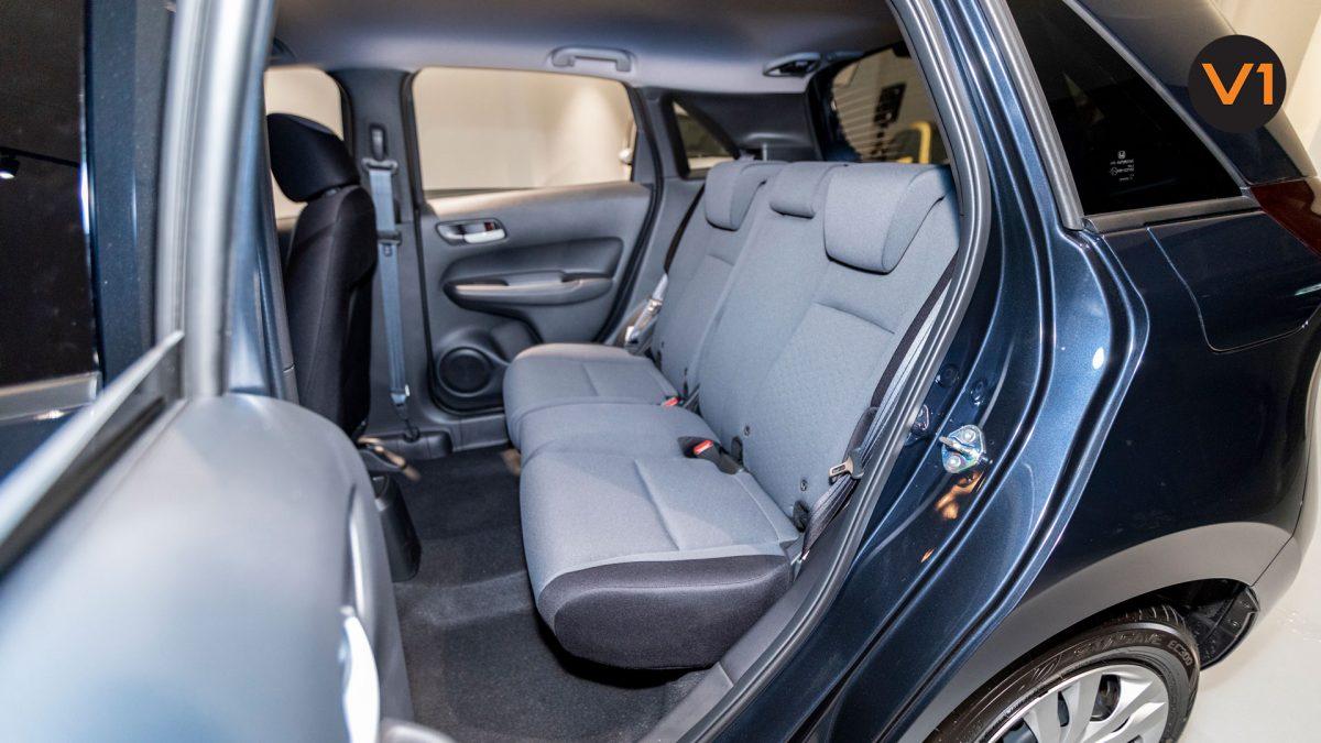 2020 Honda Fit 1.3A - Rear Seat