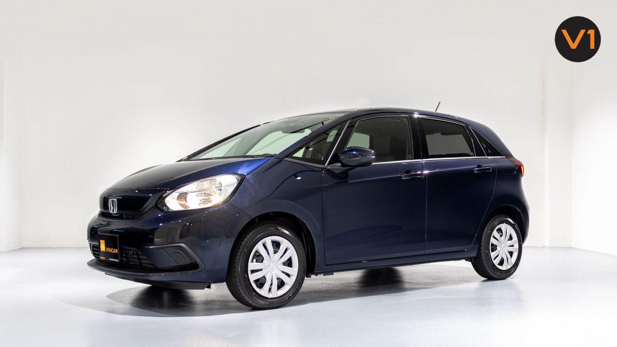 2020 Honda Fit 1.3A - Side Profile