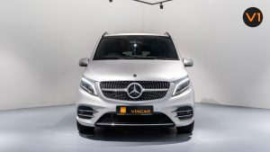 Mercedes-Benz V300D Extra Long AMG Line - Front Direct