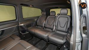 Mercedes-Benz V300D Extra Long AMG Line - Passenger Seat