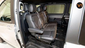 Mercedes-Benz V300D Extra Long AMG Line - Rear Seat