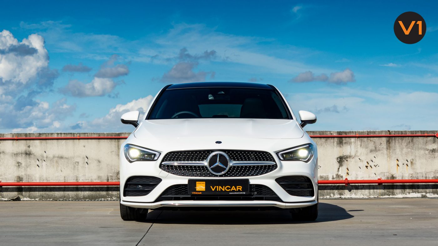 Shooting Brake at VINCAR - 2020 Mercedes-Benz CLA