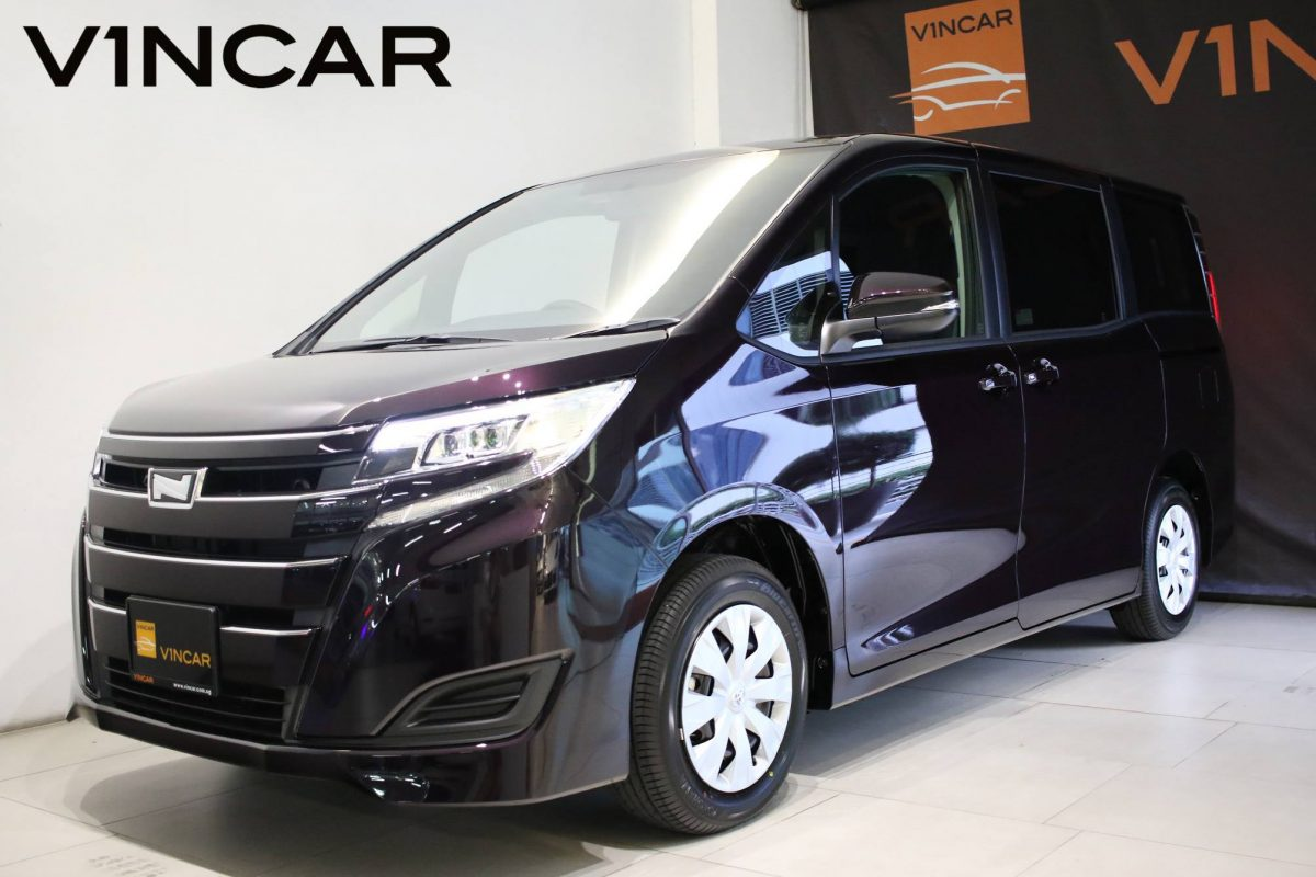 7 or 8 Seats - you choose for your Toyota Noah