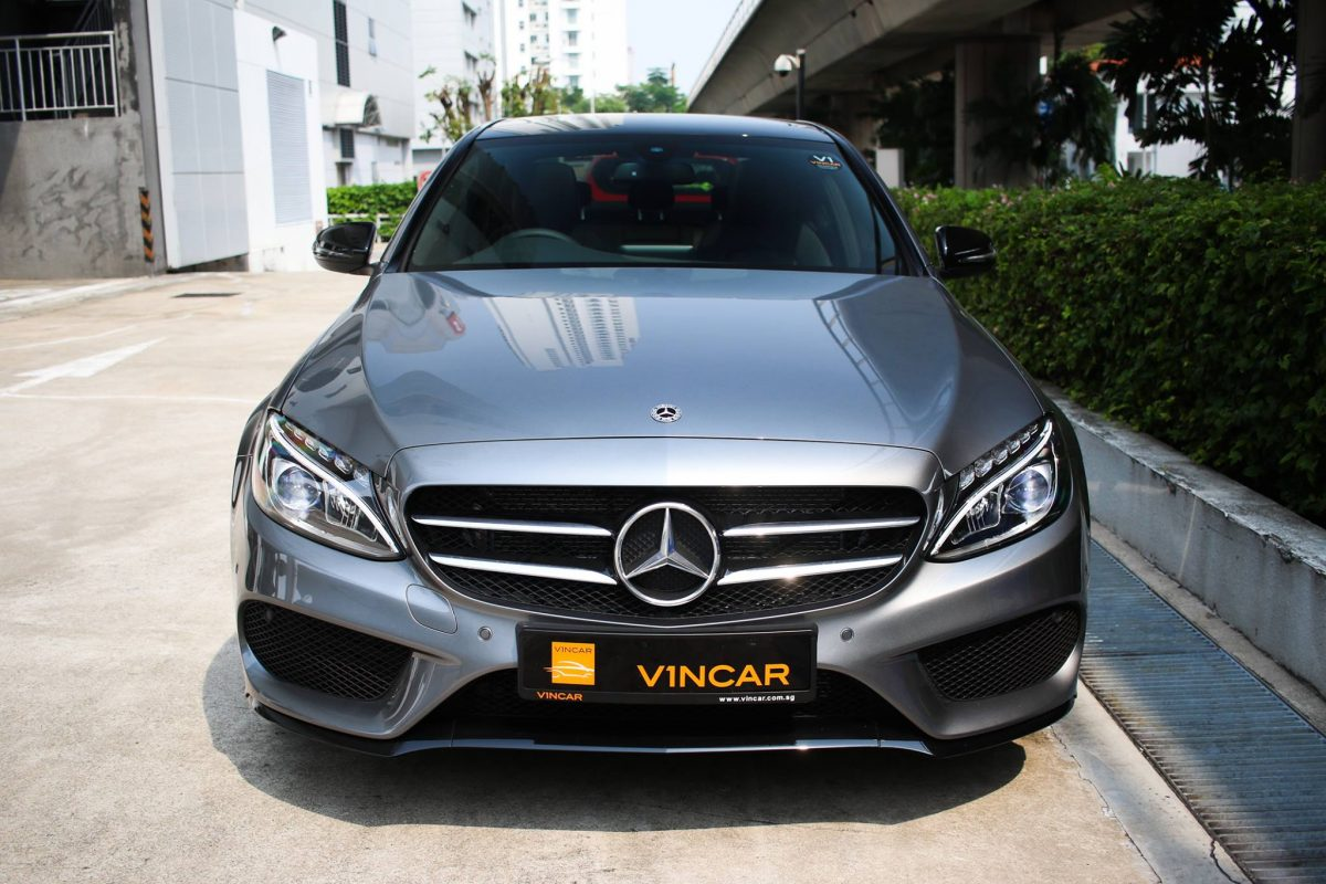 A great deal for anyone looking for a brand-new C-Class