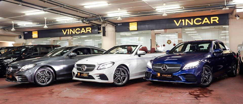 A slew of new Mercedes-Benz C200 models arrived!-2