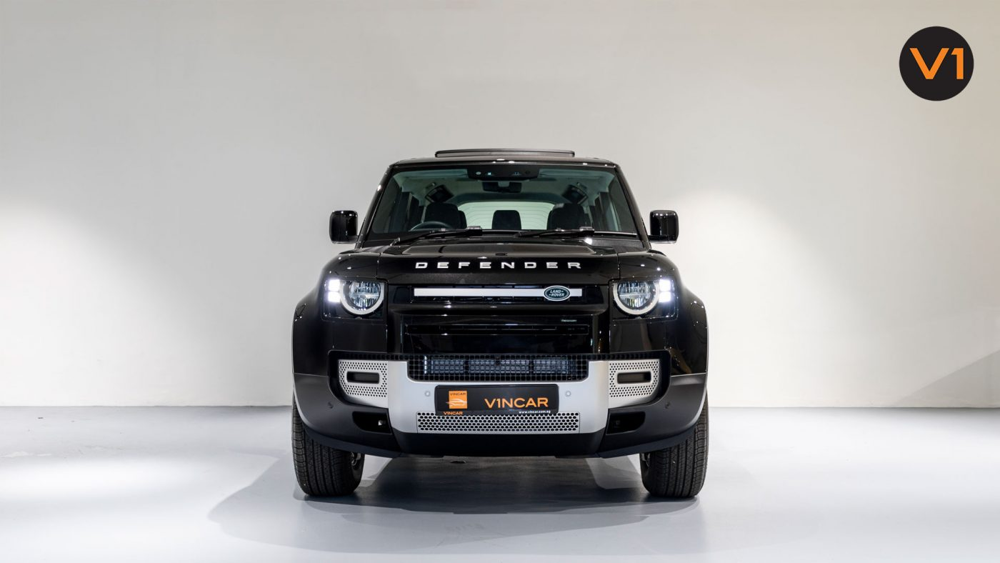 All new Land Rover Defender - now at VINCAR