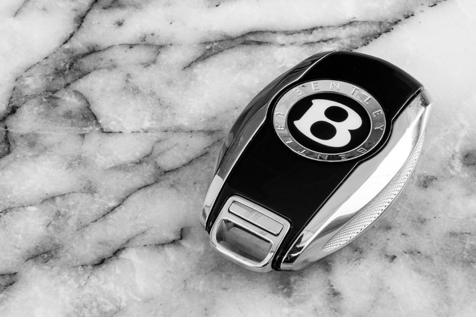 B is for Bentley. B is for Bentayga. Stay Tuned!