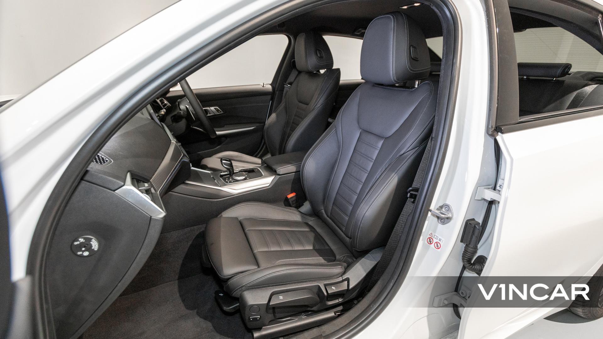 BMW 320I M SPORT SALOON-Front Passenger Seat