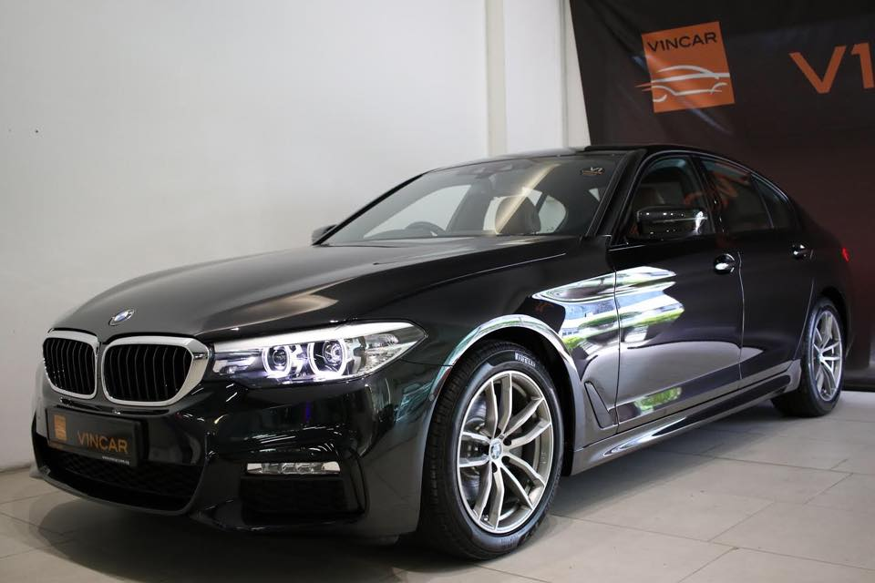 BMW 5 Series new variant available!-BMW 520d M Sport