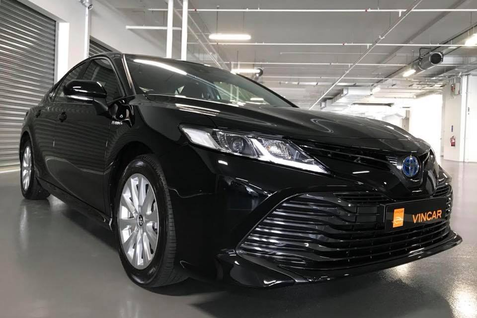 Be for the environment with the new Toyota Camry