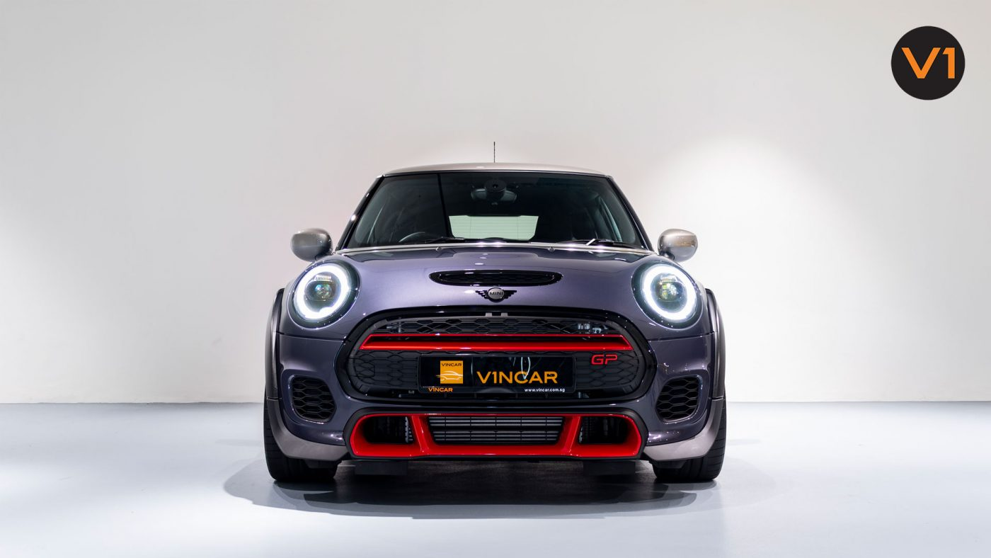The all new Mini JCW GP3 - now at VINCAR