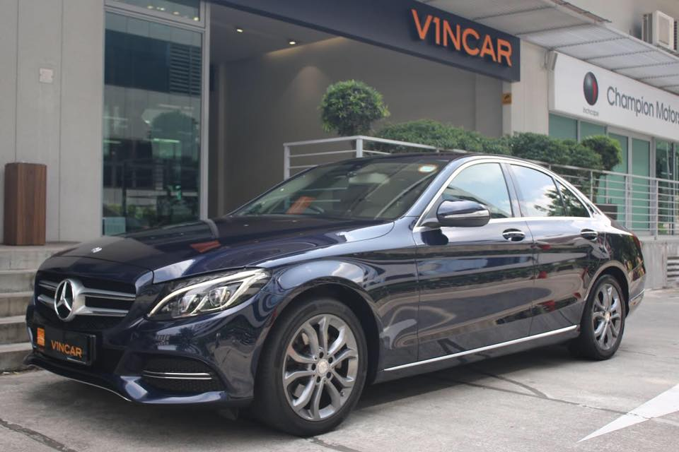 C200 Variant Preloved Mercedes-Benz. View now