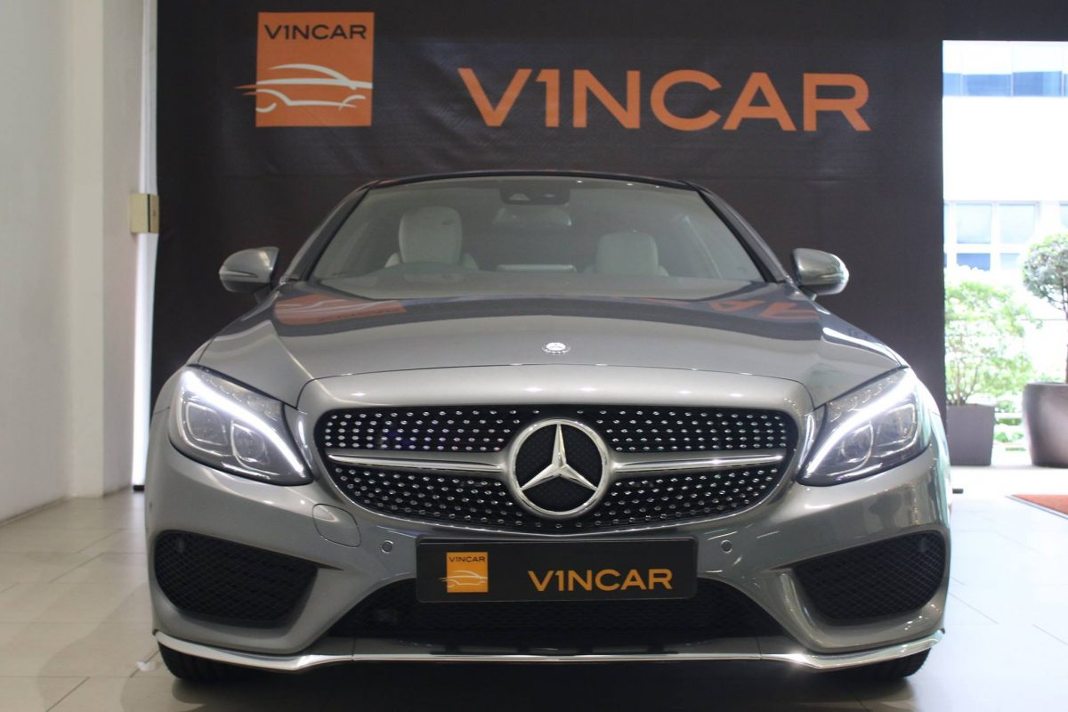 C300 most powerful in the Mercedes-Benz C-Class Coupe range