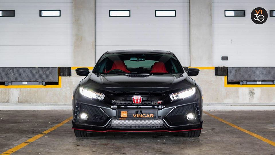 Check out the Honda Civic Type R GT!