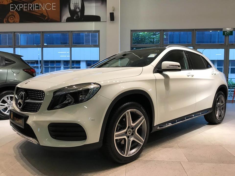 Choose between two new Mercedes-Benz and AMG models