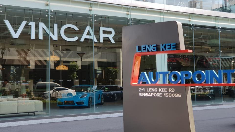 Come to our new Leng Kee showroom for pre-loved ride