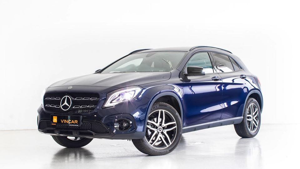 Coming soon! New Mercedes-Benz GLA180 Urban Edition