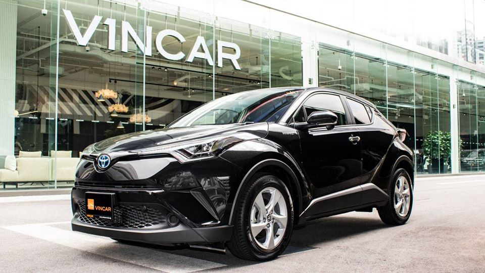 Cruise home in a brand-new Toyota C-HR Hybrid LED Edition today!