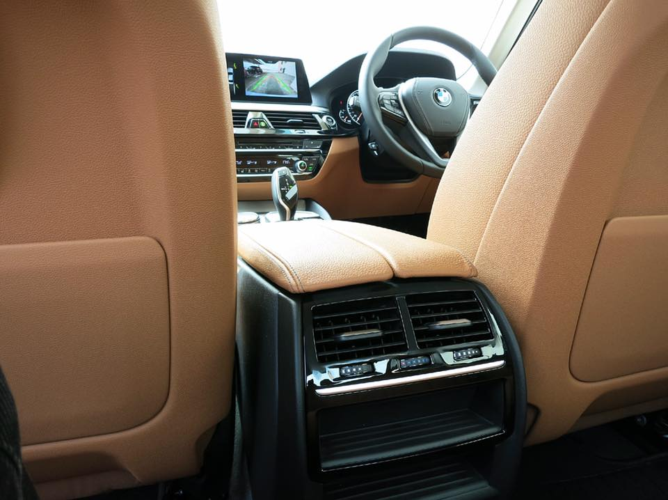 Details is what the BMW 5 Series all about!
