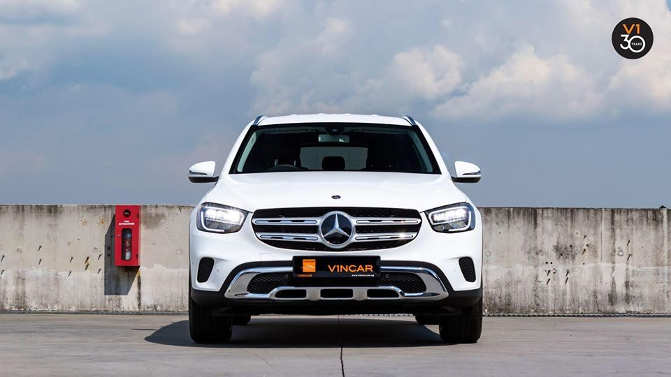 Discover more about the new Mercedes-Benz GLC300 4MATIC Sport!
