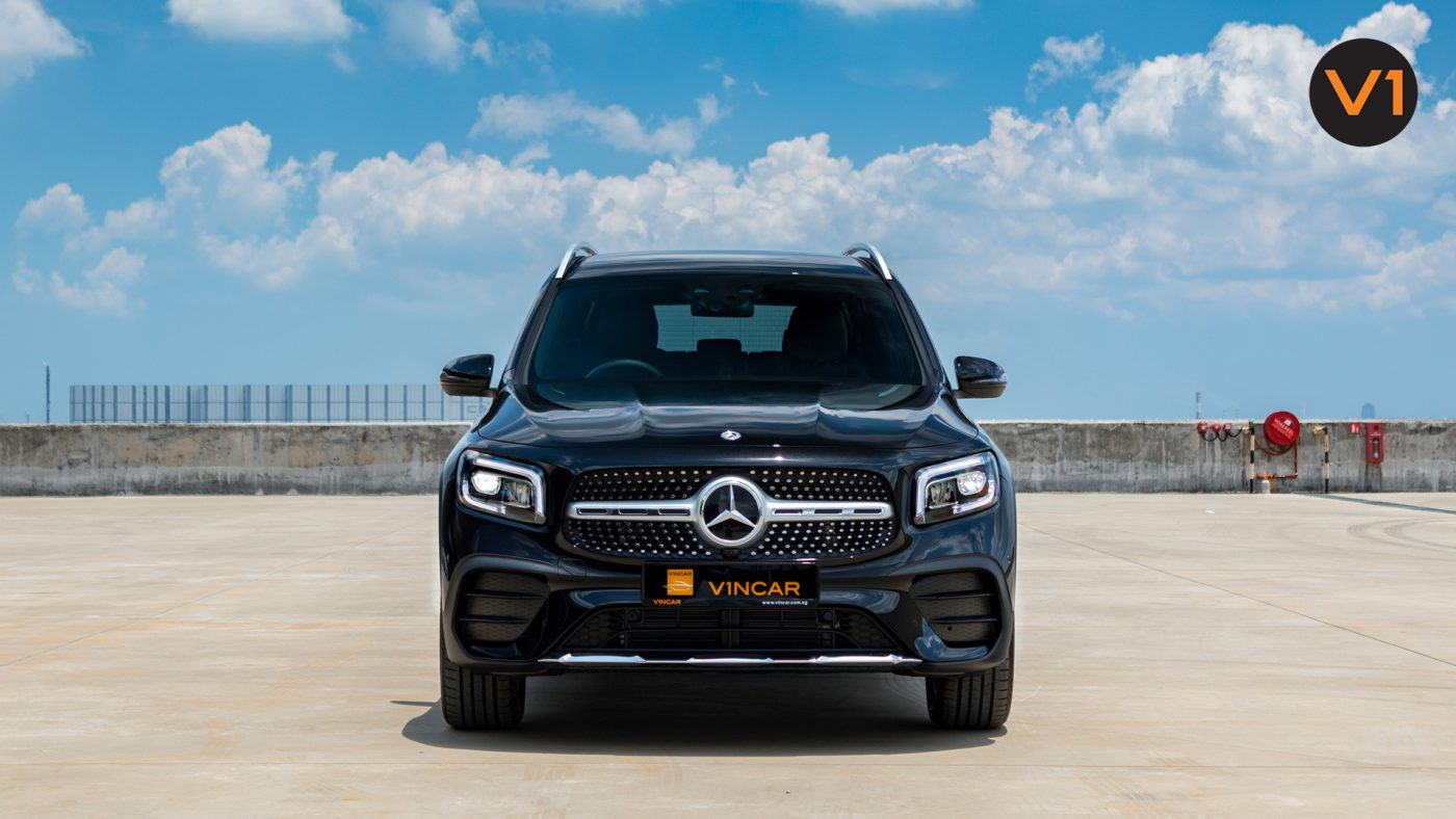 Discover the all-new Mercedes-Benz GLB200 AMG Line Premium