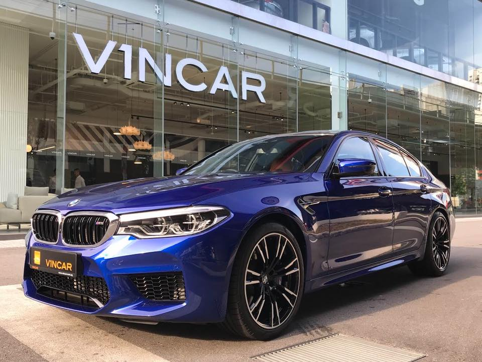 Drive the iconic high-performance BMW M5