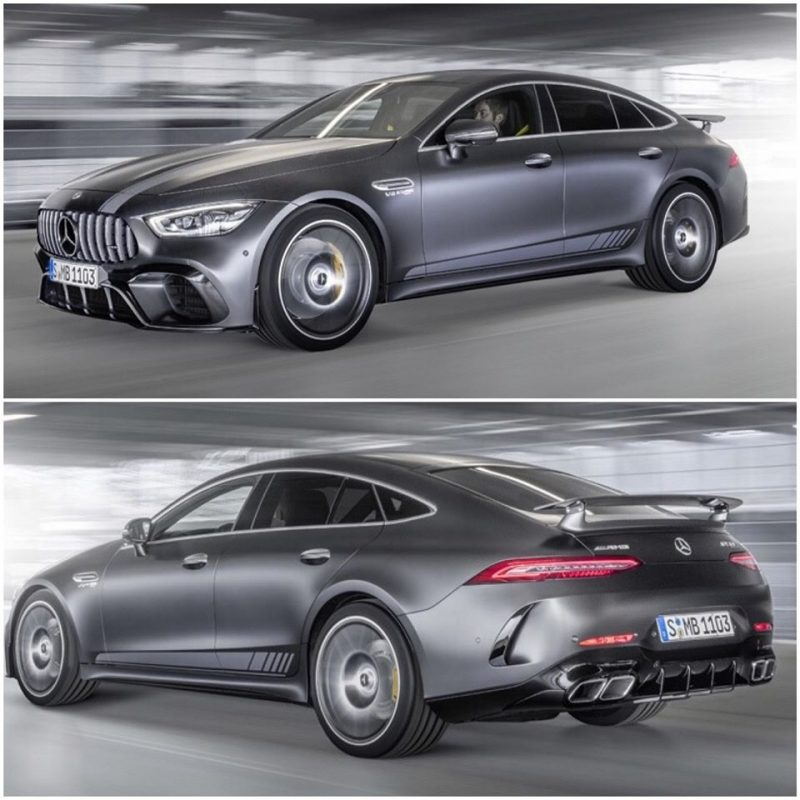 Edition 1 of Mercedes-AMG models coming our way!