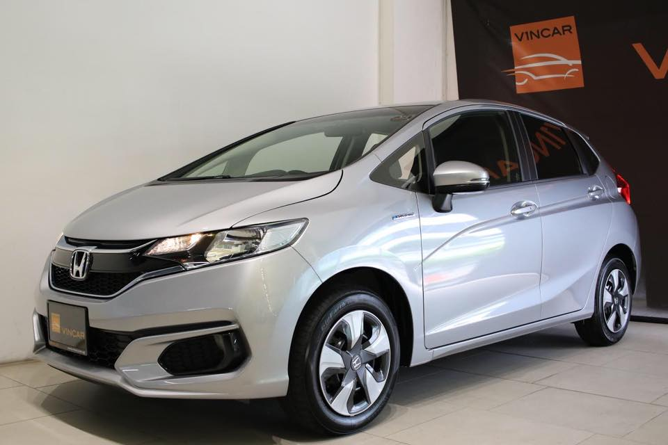 Explore this Honda hatchback straight from Japan-Honda Fit Hybrid F